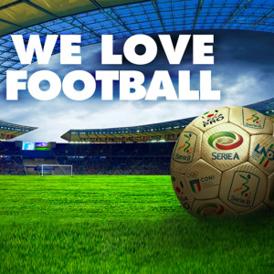 We love football 2014