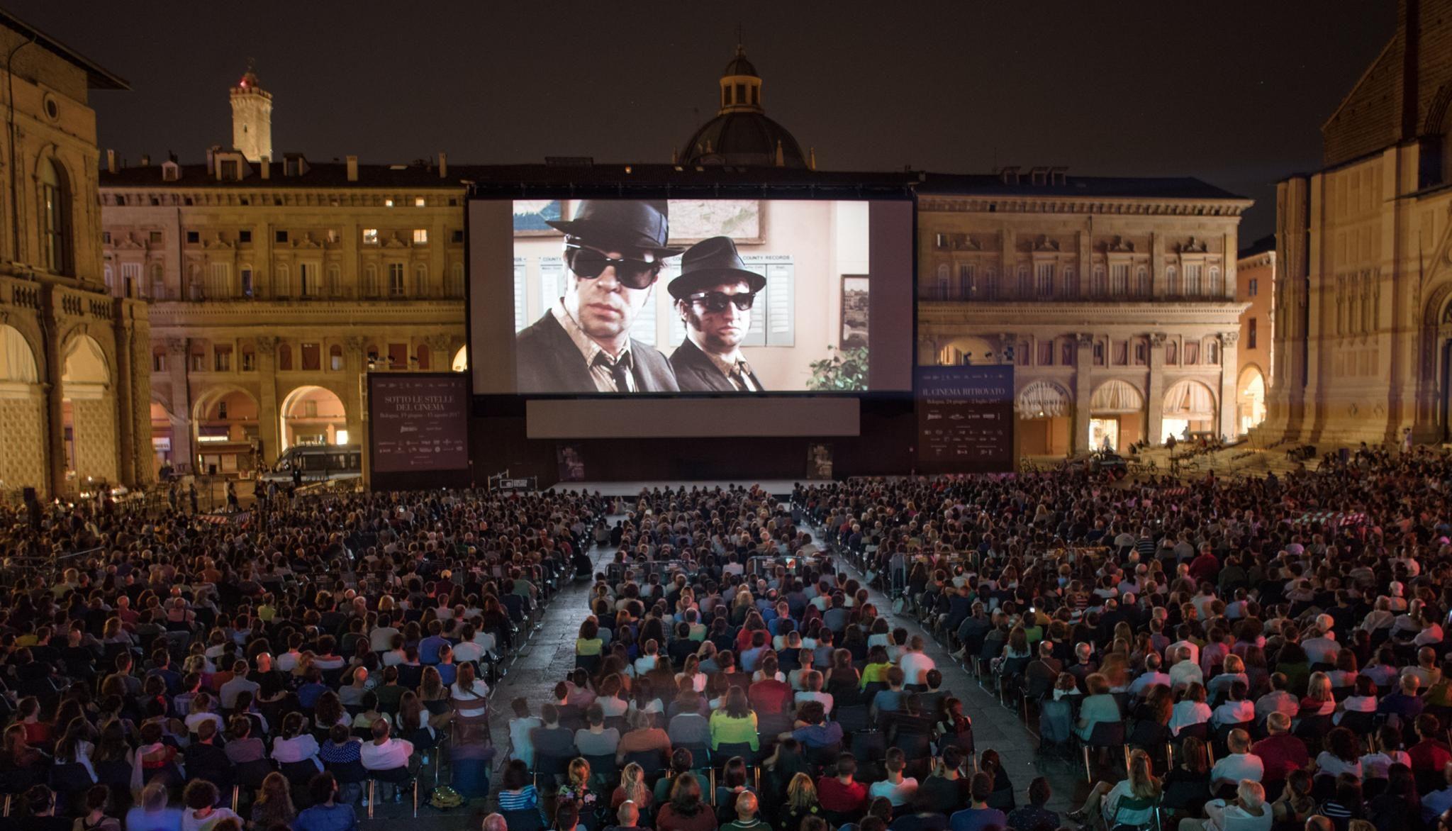 Sotto le Stelle del Cinema: in piazza a Bologna fino al 14 agosto