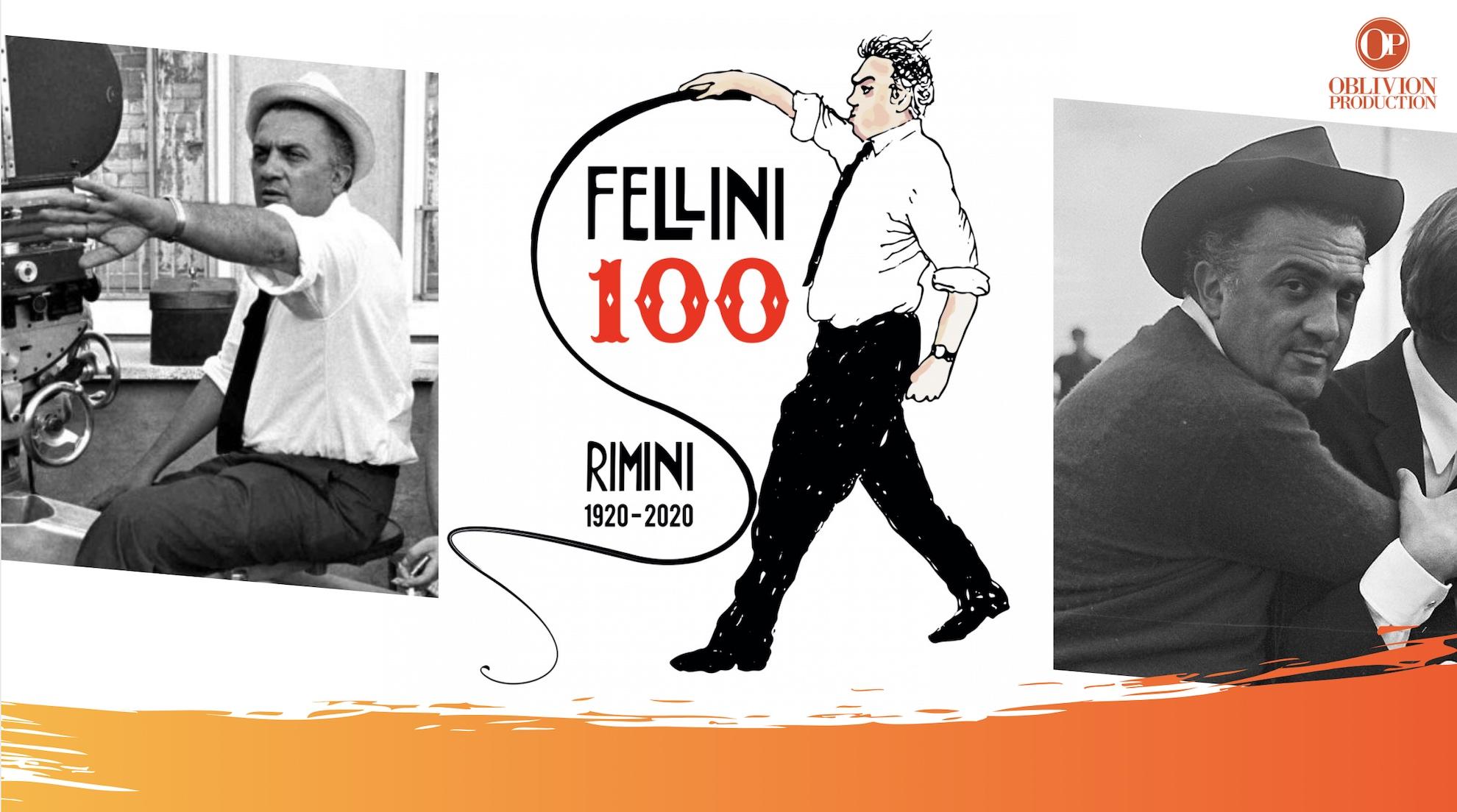 100 anni di Federico Fellini a Rimini